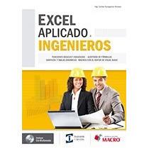 Excel Aplicado A Ingenieros 69 Soles