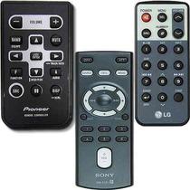 Control Remoto Auto Radio Sony Lg Pioneer Kenwood Car Audio