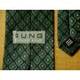 Deocasión Corbata Alfred Sung 100% Seda Italiana Corbatas