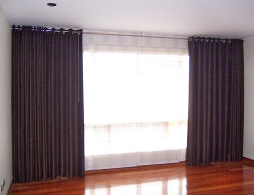 Cortinas para sala on pinterest cortinas para sala for Decoracion de cortinas modernas