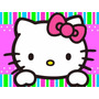 Kit Imprimible 1 Hello Kitty Candy Bar Tarjetas Y Mas