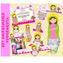 Kit Imprimible Virgencitas Bautizo Comunion Baby Shower 4