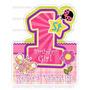 Kit Imprimible Birthday Girl 1st - Primer Año Mi 1er Añitos