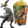 Kit Imprimible Dinosaurios Candy Bar Golosinas, Cumpleaños