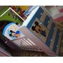 Multicuna Alta Para Mickey En Acabado Duko 1.30 X 0.70 Nuevo