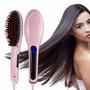 Peine Cepillo Laceador Alisador Digitl P/cabello _compuplaza