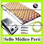 Colchon Antiescaras + Motor + Parches + Mangueras+garantia!!