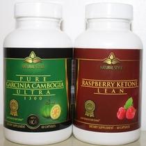 Pure Garcinia Cambogia Ultra Y Raspberry Ketone Made In Usa