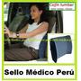Cojin Lumbar Para El Auto U Oficina Silla Ruedas Cogin