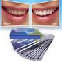 Blanqueamiento Dental Con Tiras Luxe