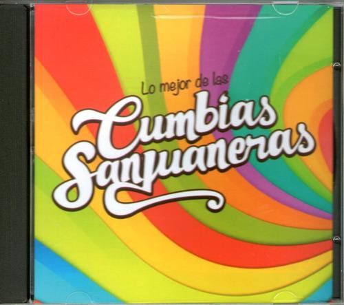 Cumbias Sanjuaneras (sellado) Cumbia Karicia Corazón Serrano
