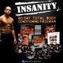 Insanity Workout + Guía Nutricional En Español + Calendario