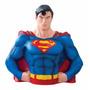 Alcancía Bust Bank Superman 25cm