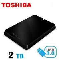 Disco Duro Externo Toshiba 2tb Oferta