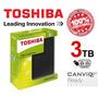 Disco Duro Externo Toshiba 3tb