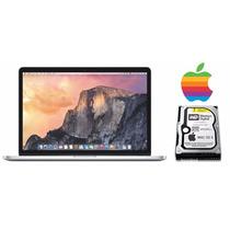 Discos Nuevos Para Macbook Con Sistema Yosemite