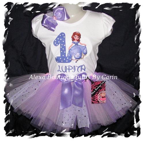 Disney Princesa Sofia Polo, Tutu , Vestido Bebe Niña . - S/. 69,00 ...