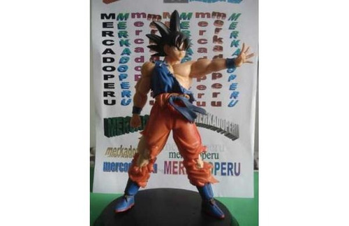 Dragon Ball Z Son Goku High Quality Dx Alta Calidad