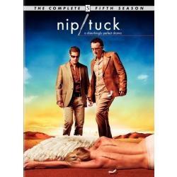 Dvd Nip Tuck Quinta Temporada (5 Discos)