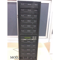Torre Duplicadora Dvd Asus Con Case Original