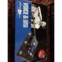 Tc Helicon Voicetone Pedal Para Armonia Vocal