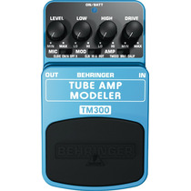 Pedal Behringer Tm300 Tube Amp Modeler Guitarra Drive Nuevos