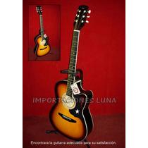 Guitarra Acustica Freeman California Starsun Falcon Cosmos