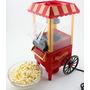 Pop Corn Maker Con Rueditas - Micromaster