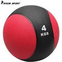 Balón Medicinal Con Rebote De 4kg Marca Santolee