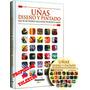 Libro Uñas Diseño Y Pintado + Dvd