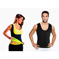 Hot Redu Shapers Chaleco Thermo Reductor Neotex S,m,l,xl,xxl