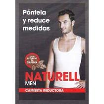 Camiseta Reductora-naturell C/extracto De Cafeina-delivery