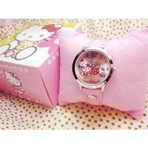 Pedido Regala Por Navidad Engreida Este Reloj Hello Kitty
