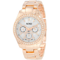 Relojes Xoxo Accent Rose Americanos Originales