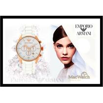 Reloj Emporio Armani Ar5920 P/dama - Sellado Nuevo En Caja