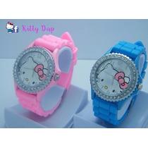Reloj Hello Kitty Silicona