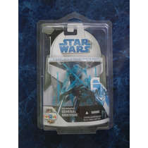 Star Wars The Clone Wars 2008 Grievous Exclusive Toyrus