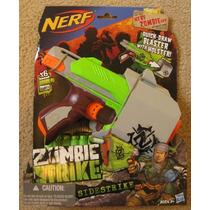 Nerf Strike Quick-draw Sidestrike Blaster . Walking Dead .