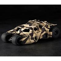 Revoltech Sci-fi 043ex Batmobile Tumbler Camo