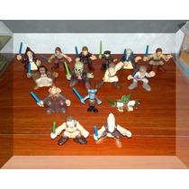 Star Wars Galactic Heroes Jedis Lote Desde 18 Soles