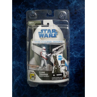 Star Wars The Clone Wars 2008 Clone Trooper Senate Exclusive