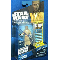 Star Wars Clone Wars Mace Windu Sellado 2012