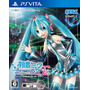Ps Vita Hatsune Miku -project Diva- F 2nd (w/first Bonus)