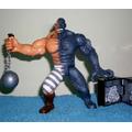 Marvel Comics Absorbing Man The Incredible Hulk Toybiz Dc
