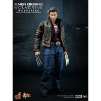 Hot Toys Masterpiece Wolverine Origins Mms