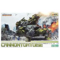1/72 Zoids Cannon Tortoise Rmz-27 011 Kotobukiya Takara Tomy