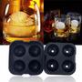 Molde Hielo - Modelo Esfera Par Whisky, Voda, Etc