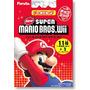 Super Mario Bros Wii Set X 10 Choco Huevos Shokugan