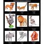 Catalogo Papercraft Animales Para Armar - Envío Gratuito