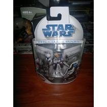 Star Wars (the Clone Wars) - Captain Rex (figure Cw04)